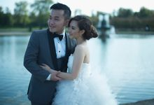 Prewedding Suit by Wong Hang Distinguished Tailor