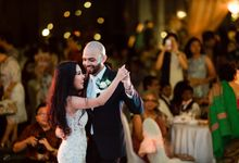 The wedding of Shannan Armstrong & Violetta Van Ghert by Klik Studio