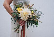 Autumn Wedding by The Bloomish Eden