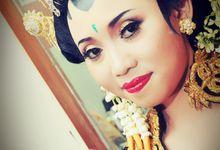 Make Up Pengantin Solo Putri & Basahan by Arum Ndalu Sanggar Rias Pengantin