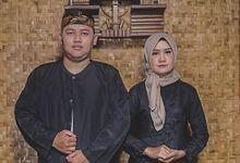 Pre Wedding Aprilia & Irfan by Blanca Studio