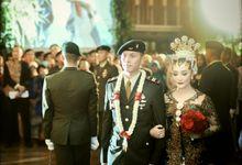 Adat Jawa & Prosesi Pedang Pora by Alux's Event & Wedding Creator