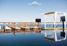 Wedding Photography Bali at The Edge - Stephen & Irenne Wedding by Bali Pixtura