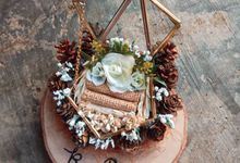 RUSTIC RING BOX by our.decoration