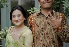 The Engagement of Sheren & Ading by La Societa