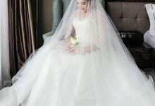 Steven & Yenny Wedding by Sisca Zh