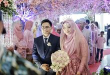 Wedding of Laras & Muadz by Moment Kapturer Organizer