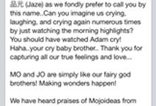 Real Wedding Testimonials by Mojoideas