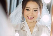 Bridal Look by Charlotte Sunny