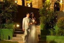 Wedding at Flamingo Chapel (Videos) by Flamingo Dewata Chapel and Villas