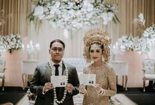 Metha & Arsa Wedding by Save The Date co. Organize