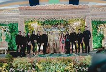 Wedding of Rezki & Rizal by Moment Kapturer Organizer