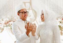 The Wedding of Erdo & Dea by Ellinorline Gift