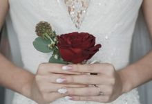 Markus & Tressi's Wedding by Cloche Atelier