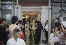 Mc Sangjit Hyatt Glass House Jakarta - Anthony Stevven by Anthony Stevven
