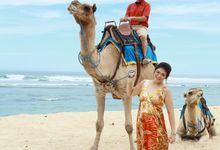 Kenny Nonik Prewedding by 7 Arts Studio Bali