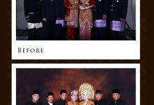 DIGITAL IMAGING & RETOUCHING by Putrin Wedding