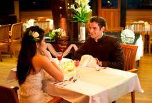 Wedding at Cruise by Ananda Yoga Organizer