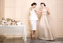Lune by Stella vol.1, Confections by Stella Lunardy Couture & Bridal
