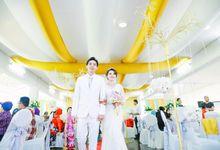 NABILAH & AMIRUL by The Rafflesia Wedding & Portraiture