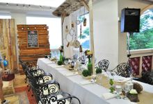 Rustic Wedding by Chef Eiron's Food and Catering