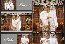 Wedding Of  Larasati & Andi by Serenity Photoworks