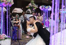 The Wedding of Jimmy & Katarina - 7th May 2016 by La Fayette Entertainment & Organizer