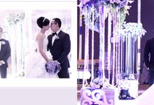 Wedding of Vincent & Jacqueline by La Photo celebre