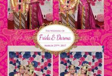The Wedding of Frida And Darma by Moments To Go