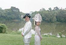 Wedding by Zia Brides Make Up Artist & Kebaya