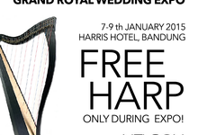 Free Harp and Special Promo by Nelson Music Entertainment