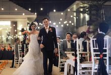 Mr. Stefan & Mrs. Erlina Wedding by Brillington & Brothers