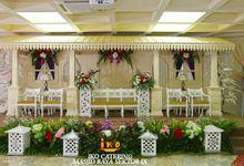 Dekorasi Pelaminan by IKO Catering Service dan Paket Pernikahan