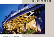 OUR VENUE - LUMIRE HOTEL by Alissha Bride