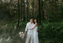Shihui & Hubby PWS by Luxe Wardrobe
