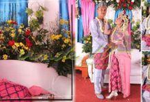 The Wedding of Icha & Parman by cinde10