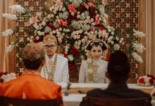 Wedding dr. Alifa + dr Giga by PING Me Photoworks