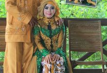 The Wedding of Helis & Dody by cinde10