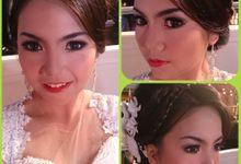 Brides by Monika Sujono Make Up Artist