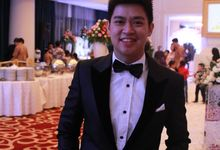 MC Wedding Wisma Achilles Jakarta - Anthony Stevven by Anthony Stevven