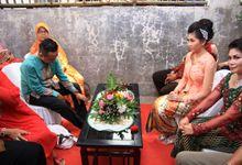engagment day dhimas - kartika by Link Wedding Planner