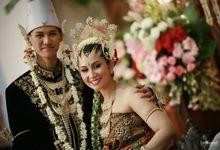 The Wedding of Rani & Ardi by Leufrand Photography