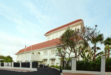 The Hermitage Hotel Building by The Hermitage Jakarta by Marriot International