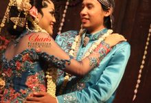 WEDDING RATRI & BUDI by Charis Production