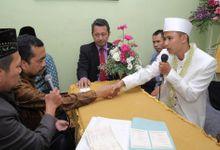 Pernikahan Fara Karlina dan Hadiansyah by ORO Organizer