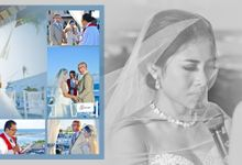 Intan & Josh's wedding by WIKA BALI WEDDING & BRIDAL