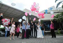 Oka & Hanny by Serenity wedding organizer