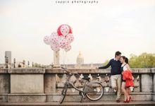 Dicky & Stephanie by Cappio Photography