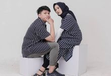 reza & Nanda Prewed by Sabi Photography