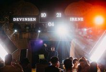 Devinsen & Irene Wedding by Music For Life - Wedding DJ